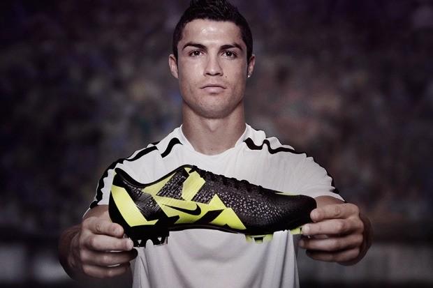 La renovación de Cristiano con Nike alcanza cifras estratosféricas