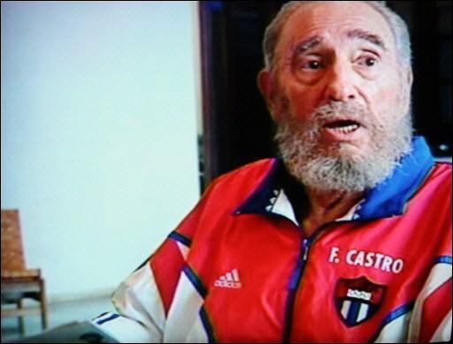 La razón por la que Fidel Castro utilizaba ropa de Adidas