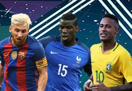 La Liga copa el top10 de los jugadores mejor valorados del mundo