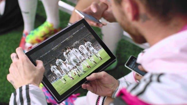 El Real Madrid vende sus derechos digitales por ¡ 500 millones !