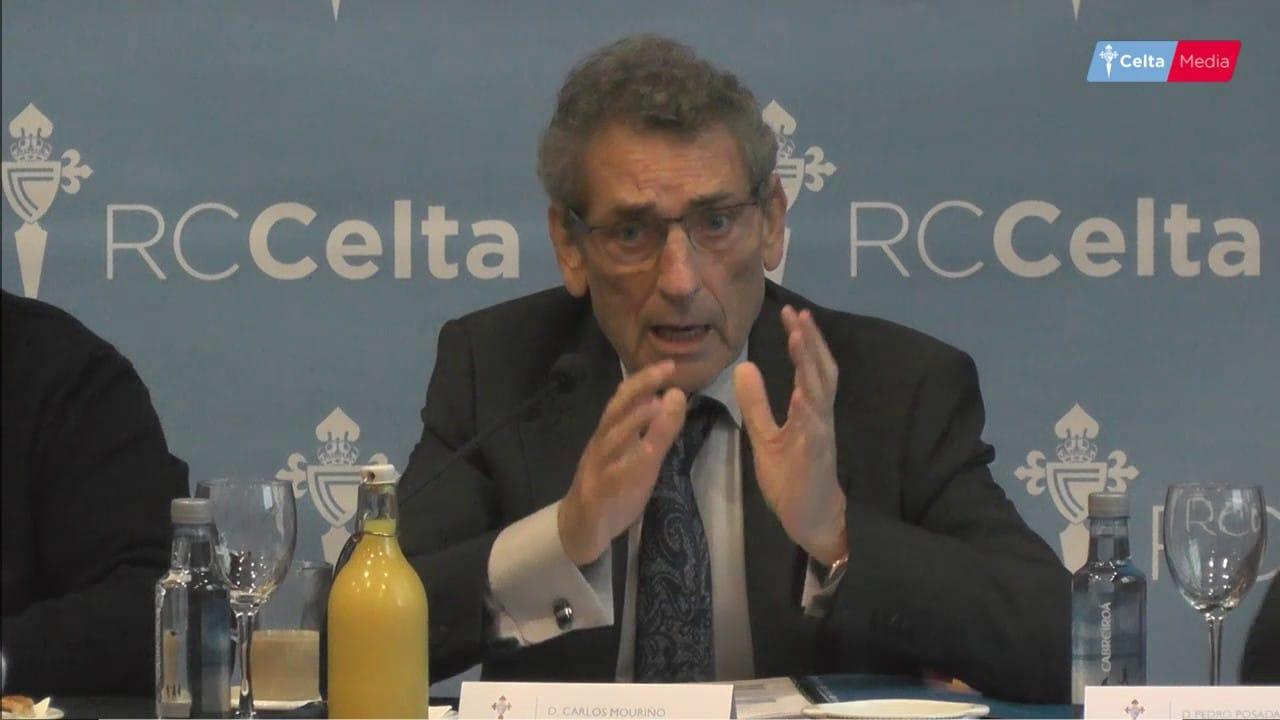 El RC Celta rechaza una oferta de compra por 93 millones de euros