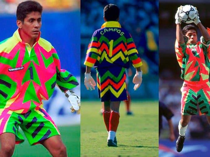 Las 25 camisetas más feas en la historia del fútbol