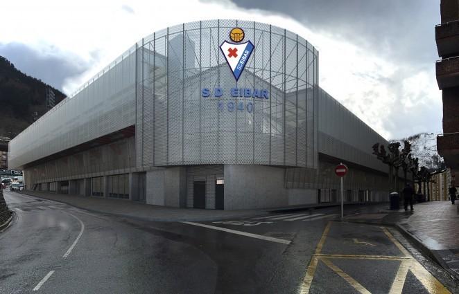 El Eibar teme que cierren Ipurúa para la Liga Santander