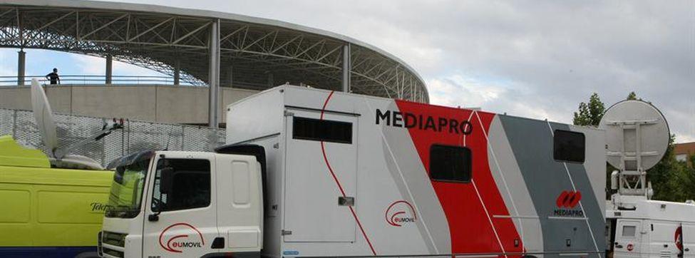 La CNMC investiga a Mediapro por prácticas monopolísticas