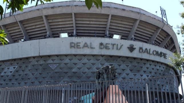 Estadio Benito Villamarin / Agencias