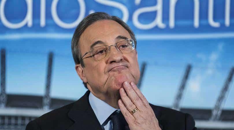 Florentino Pérez / Agencias