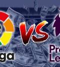 La Liga vs Premier / Agencias
