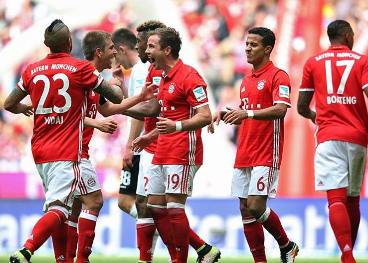 Bayern / Agencias