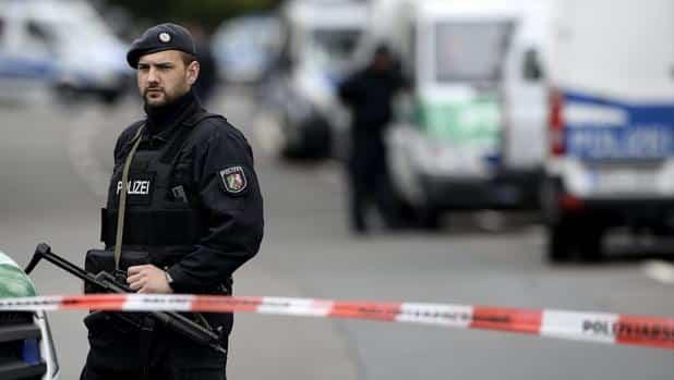 Policia / Agencias