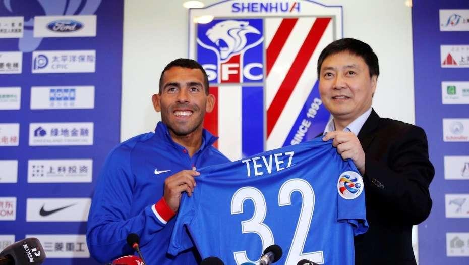 """La Superliga China, un ejemplo de inversión """"descontrolada"""" en el fútbol"""