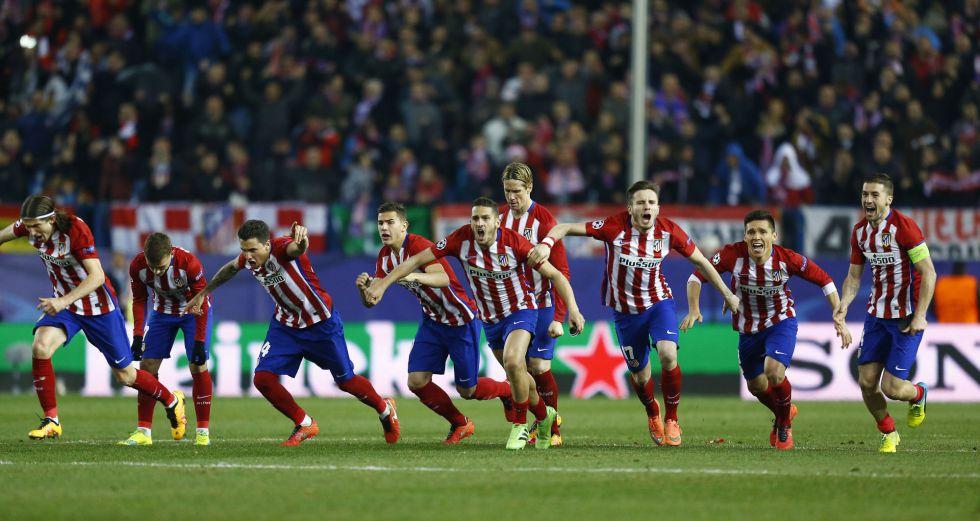 Los sueldos de los futbolistas del Atlético de Madrid