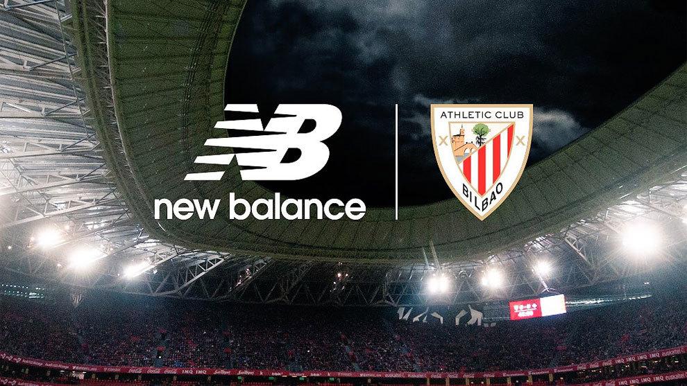 El Athletic cierra un acuerdo histórico con New Balance
