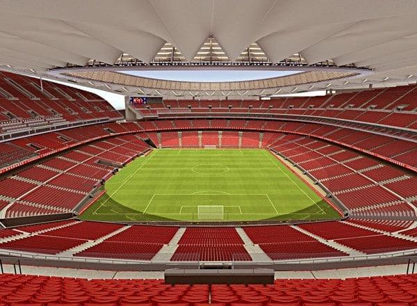 El proyecto del Atlético que hará del Wanda Metropolitano un estadio macrotecnológico