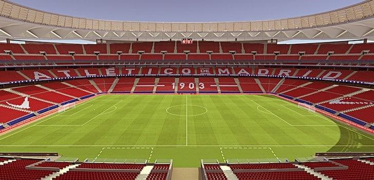Nike cierra un acuerdo de 'oro' para ser la firma del Wanda Metropolitano