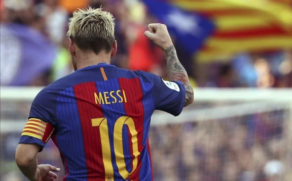 Las nuevas botas Adidas con las que Messi buscará ganar el Balón de Oro