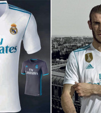 Camiseta Real Madrid / Agencias
