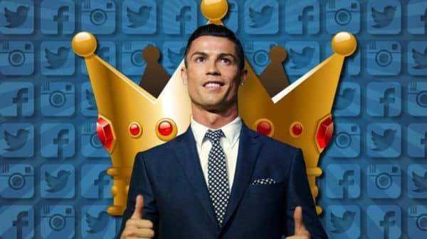 La brutal cifra que gana Cristiano Ronaldo por poner un mensaje en sus redes sociales
