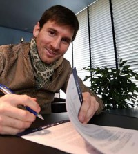 Leo Messi / Agencias