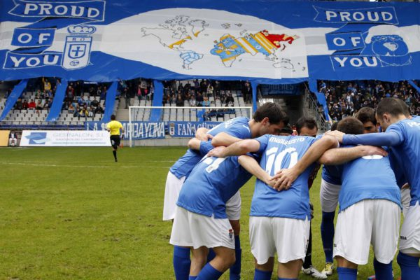 El Real Oviedo se convierte en el club más interactivo de Segunda División