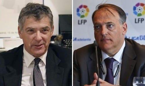 Los máximos dirigentes del fútbol español son señalados por corrupción