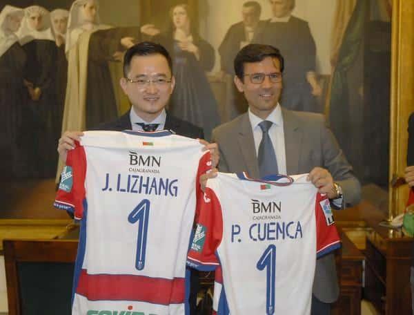 El Granada renuncia a fichar gastándose su dinero en derechos televisivos chinos