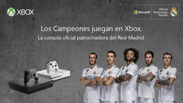 Xbox encuentra en el Real Madrid su gran filón para asaltar el mundo de los eSports