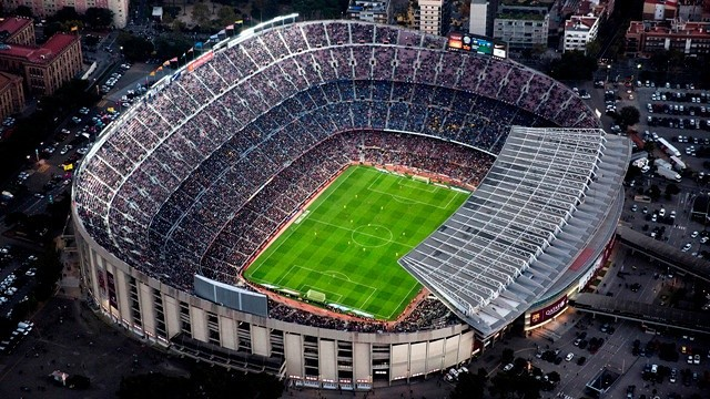 Camp Nou / Agencias