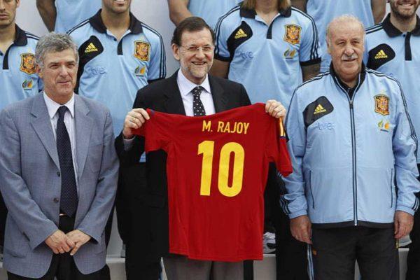 No hay recortes del PP para comprar los derechos de televisión de la selección española