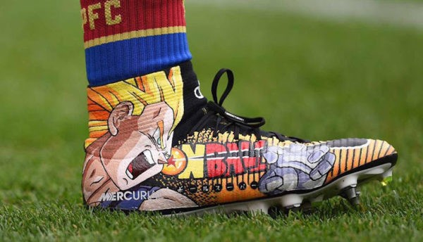 more to come bakary sako debuts dragon ball z mercurial superfly boots 2