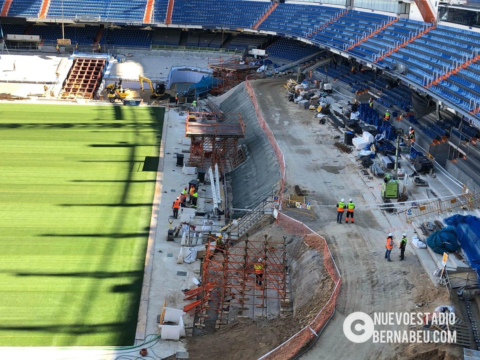 El negocio de los nuevos palcos VIP del Santiago Bernabeu
