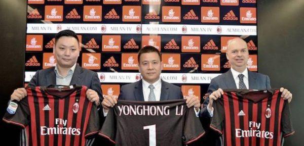 """El AC Milan entra en """"quiebra"""" meses después de ser comprado por inversores chinos"""