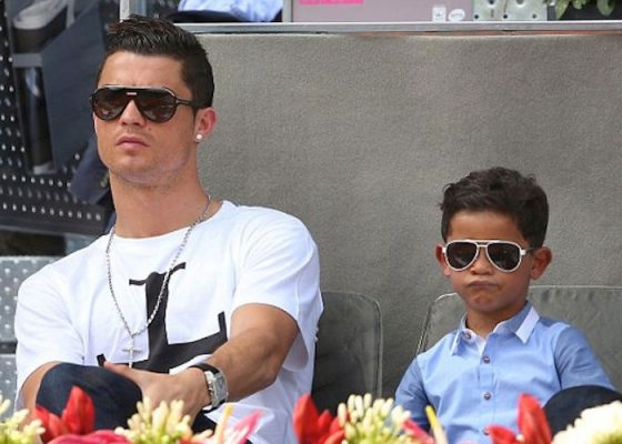 El hijo de Cristiano Ronaldo se convierte en el fichaje estratégico de Nike para los próximos 10 años