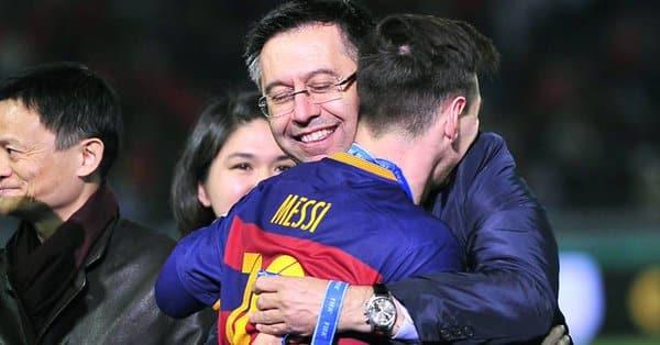 Todas las cifras de la renovación de Leo Messi con el FC Barcelona