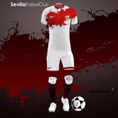 Nike vestirá al Sevilla FC la próxima temporada