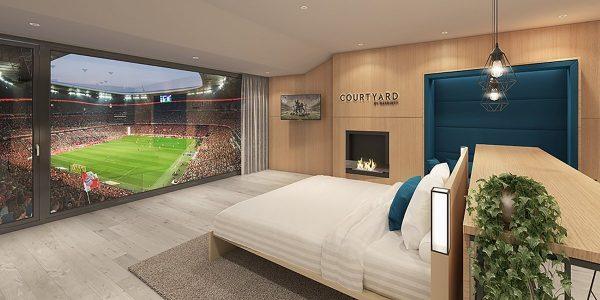 Marrot acuerda con el Bayern Munich construir suites de lujo