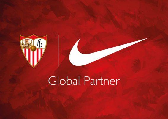 El Sevilla FC firma con Nike hasta el 2021
