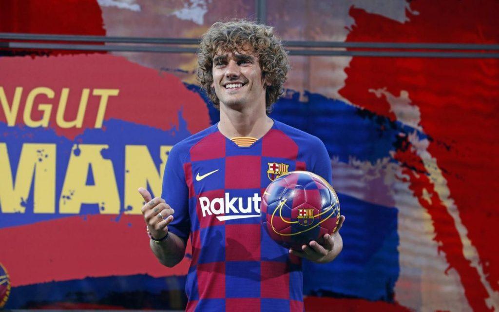 Desvelada la prima con la que FC Barcelona fichó a Griezmann