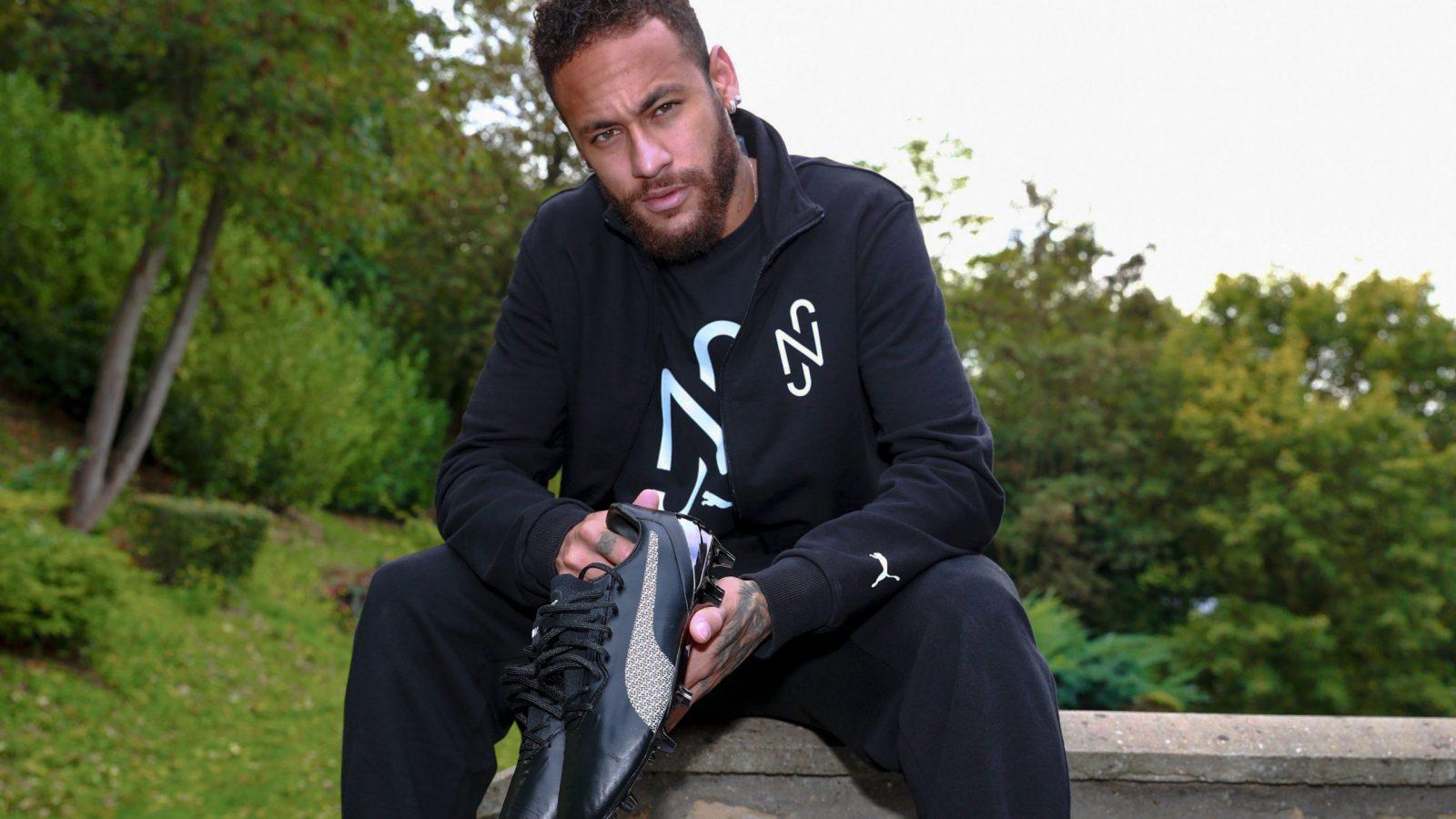 PUMA crea la colección de botas de fútbol PUMA x NEYMAR JR.