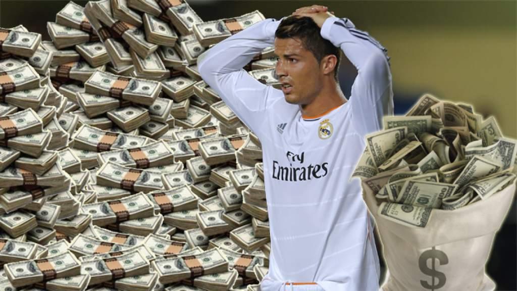 Cristiano Ronaldo es el primer futbolista con $1000 millones de patrimonio