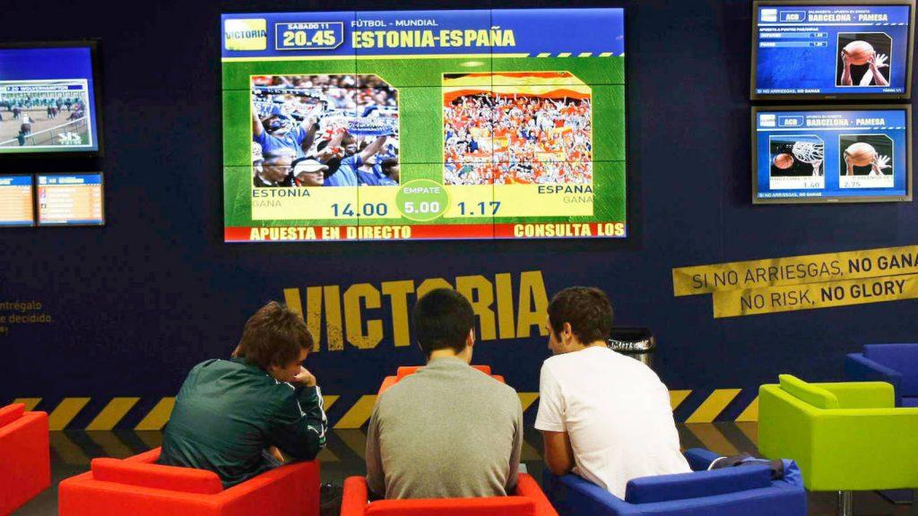 Pérdida de ingresos en el fútbol profesional de un 3% por cancelación con casas de apuestas