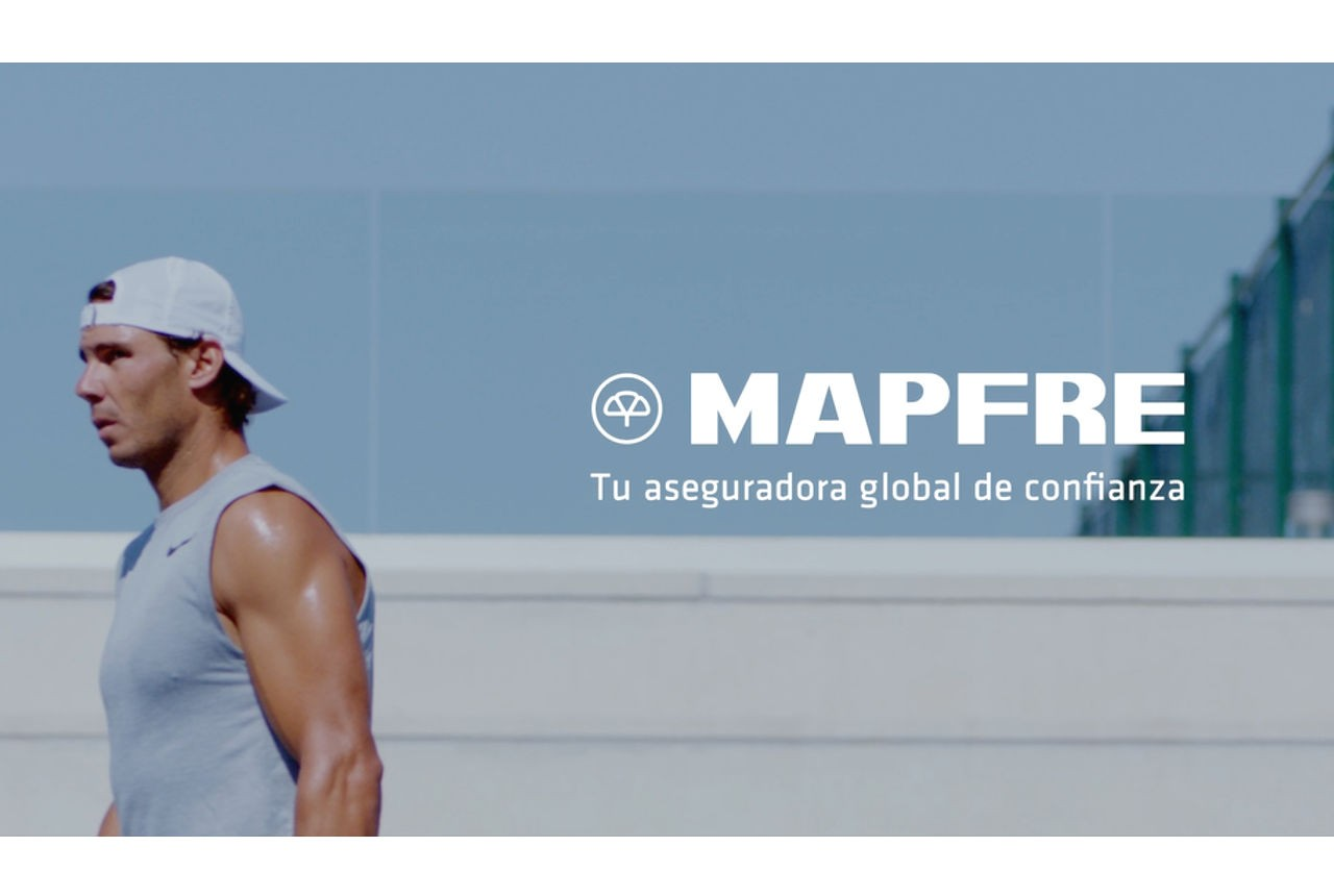 Mapfre se agarra a Rafa Nadal para ganar confianza