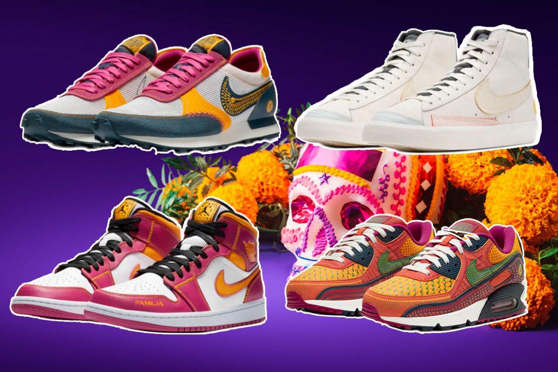 Adidas, Nike y Vans lanzan colecciones colorfull para Halloween