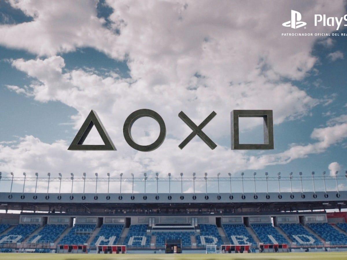 El Real Madrid establece alianza estratégica con PlayStation