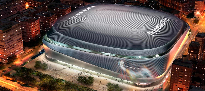 Acerinox hará la cubierta del nuevo estadio  Bernabeu del Real Madrid