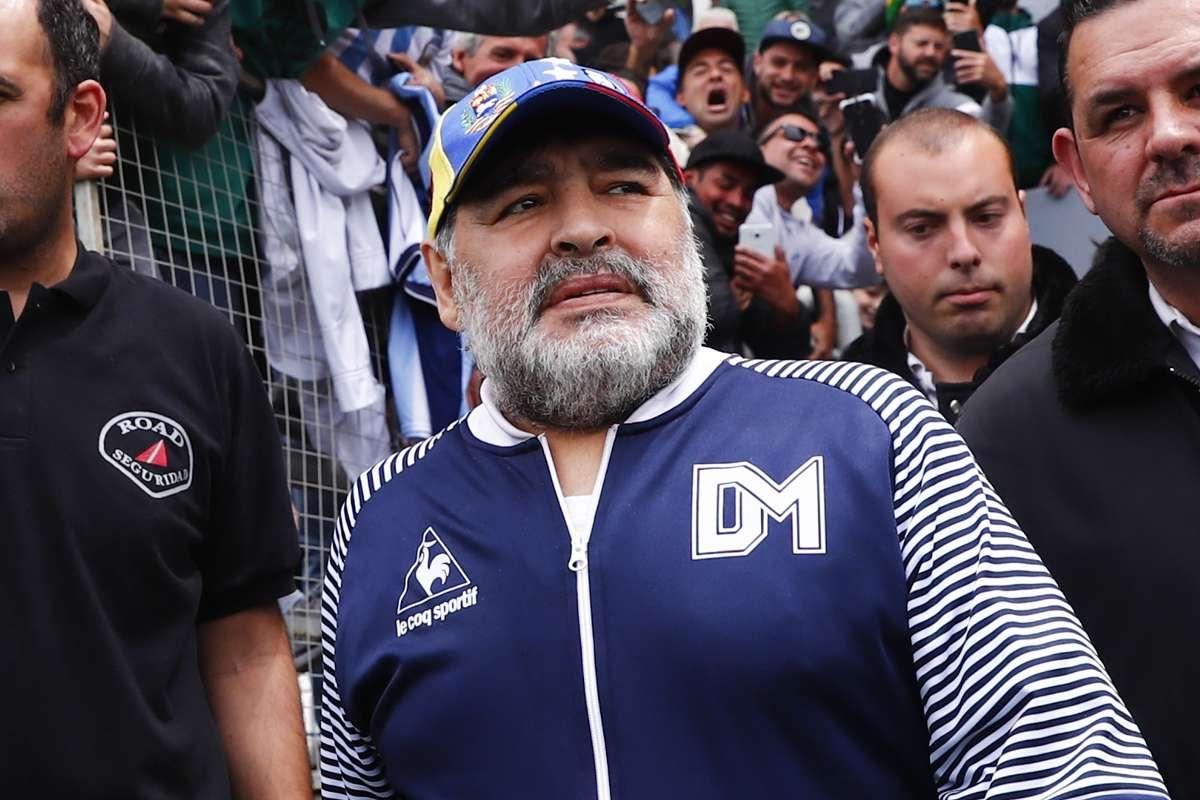 patrimonio Maradona