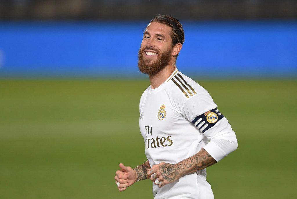 Presidente del Real Madrid rompe la regla de oro con Sergio Ramos