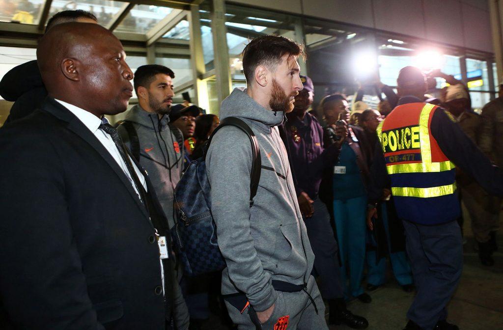Hacienda persigue a Messi antes de que se marche FC Barcelona