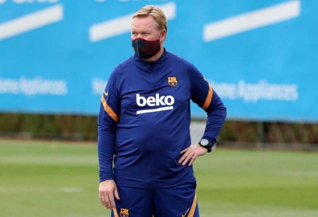El entrenador del FC Barcelona se baja el sueldo