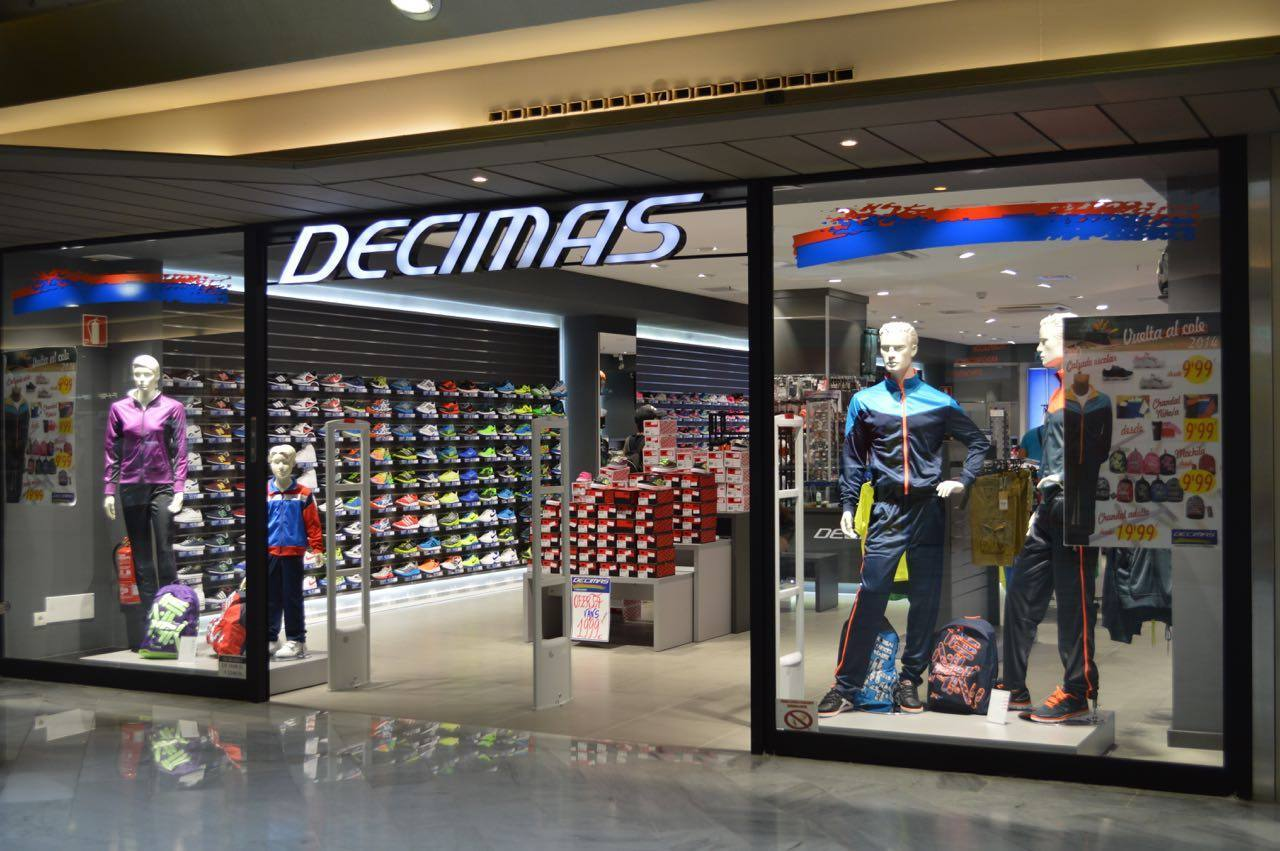 Décimas a rebufo de JD Sports y Sports Direct