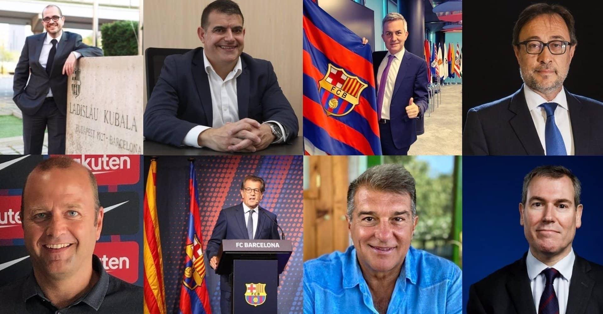 El candidato del FC Barcelona que quiere convertir en SAD la entidad